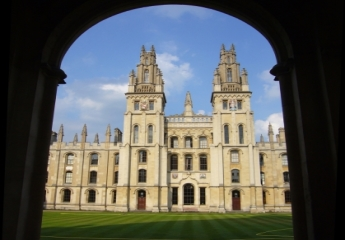 Two Royal Strongholds: Windsor & Oxford