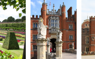 Palacio de Hampton Court – 5 horas