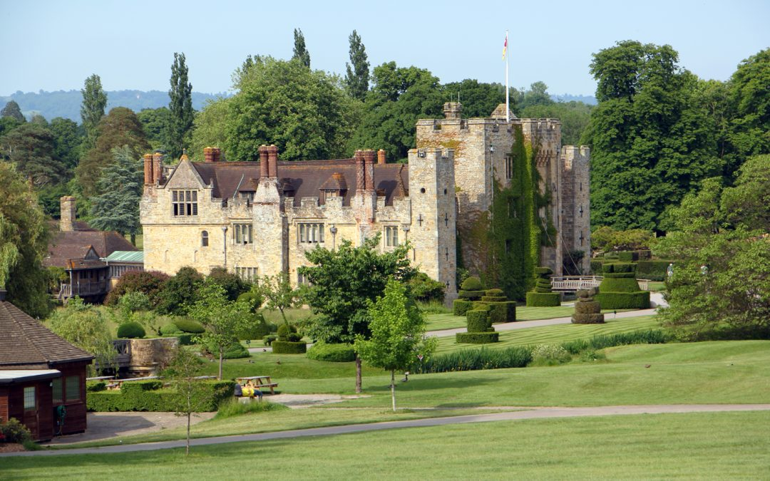 Perfect Retreats: Leeds Castle and Chartwell or Hever Castle