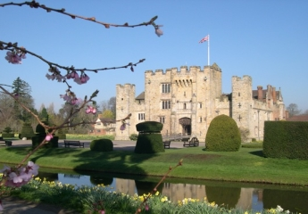 Chartwell & Hever Castle – 9 hours