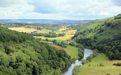 Wye Valley, Wales (Starting from Bath)
